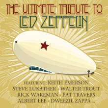 Led Zeppelin - The Ultimate Tribute, LP