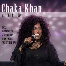 Chaka Khan: All The Hits Live, CD