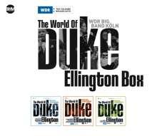 WDR Big Band Köln: The World Of Duke Ellington Box, 3 CDs
