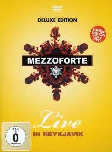Mezzoforte: Live In Reykjavik 2007 (Deluxe Edition DVD + 2CD), 2 DVDs