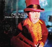 Dr. Will: Speak Of The Devil, CD