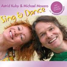 Astrid Kuby & Michael Mosaro: Sing & Dance, CD