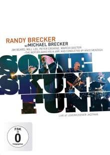 Brecker Brothers: Some Skunk Funk: Live At Leverkusener Jazztage, 11.11.2003, DVD