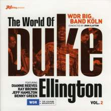 WDR Big Band Köln: The World Of Duke Ellington Vol. 2, CD