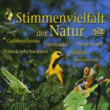 World Of Nature Voices, 2 CDs