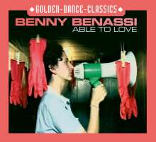 Benny Benassi: Able To Love, Maxi-CD