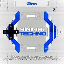 Minimal Techno, 2 CDs