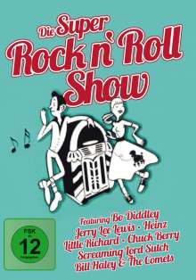 Die Super Rock'n Roll Show, DVD
