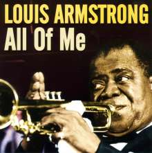 Louis Armstrong (1901-1971): All Of Me, CD