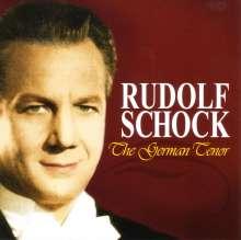 Rudolf Schock: The German Tenor, CD