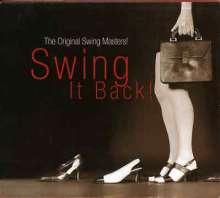 Swing It Back!, CD
