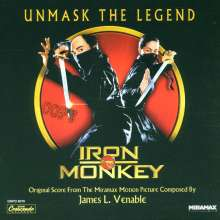 Filmmusik: Iron Monkey, CD