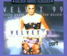 Velvet 99: These Boots Are Made For Walking, Maxi-CD