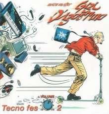 Gigi D'Agostino: Tecno Fes 2, 2 LPs
