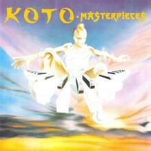 Koto: Masterpieces, CD