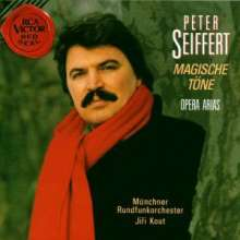 Peter Seiffert singt Arien, CD