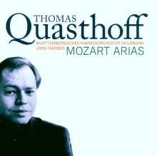 Thomas Quasthoff singt Mozart-Arien, CD