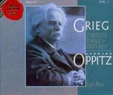 Edvard Grieg (1843-1907): Klavierwerke Vol.1, 3 CDs