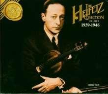 Jascha Heifetz - Recordings 1939-46, 2 CDs