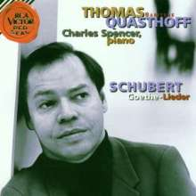 Franz Schubert (1797-1828): Lieder, CD