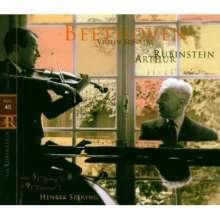 Ludwig van Beethoven (1770-1827): Violinsonaten Nr.5,8,9, CD