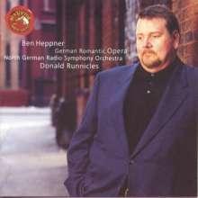 Ben Heppner singt romantische Arien, CD