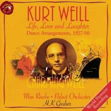 Palast Orchester: Charming Weill: Dance Band Arrangements, CD