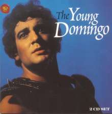Placido Domingo: The Young Domingo, 2 CDs