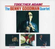 Benny Goodman (1909-1986): Together Again, CD