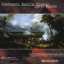 Lorin Maazel - Symphonic Battle Scenes, CD