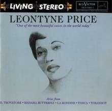 Leontyne Price singt Arien, CD