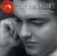 Evgeny Kissin, Klavier, CD
