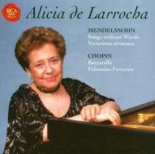 Alicia de Larrocha,Klavier, CD