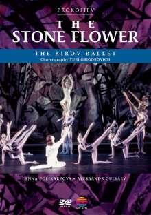Kirov-Ballett:Steinerne Blume (Prokofieff), DVD