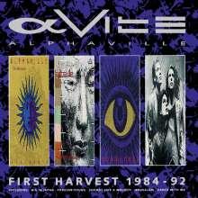 Alphaville: First Harvest 1984 - 1992, CD