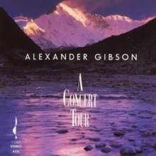 Alexander Gibson - A Concert Tour, CD