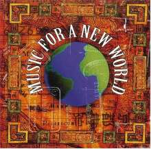 Music For A New World, CD