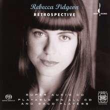 Rebecca Pidgeon: Retrospective, SACD