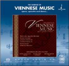 Bruckner Orchester Linz - Viennese Music, Super Audio CD