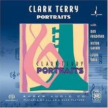 Clark Terry (1920-2015): Portraits, Super Audio CD