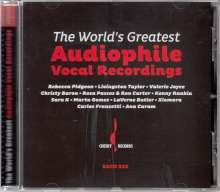 The World's Greatest Audiophile Vocal Recordings, SACD