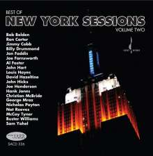 Best Of New York Sessions Vol. 2, SACD