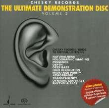 The Ultimate Demonstration Disc Vol. 2, SACD