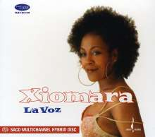 Xiomara Laugart: La Voz (The New York Sessions), Super Audio CD