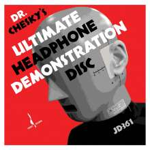 Dr. Chesky: The Ultimate Headphone Demonstration Disc, 2 CDs