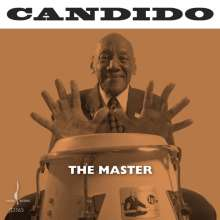 Candido: The Master, CD