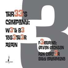 Thr33's Company: We'll Be Together Again, CD