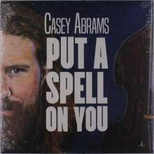 Casey Abrams: Put A Spell On You, LP