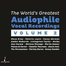 The World's Greatest Audiophile Vocal Recordings Vol. 2, CD