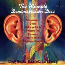 The Ultimate Demonstration Disc 1, CD